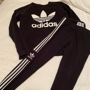 Adidas outfit!